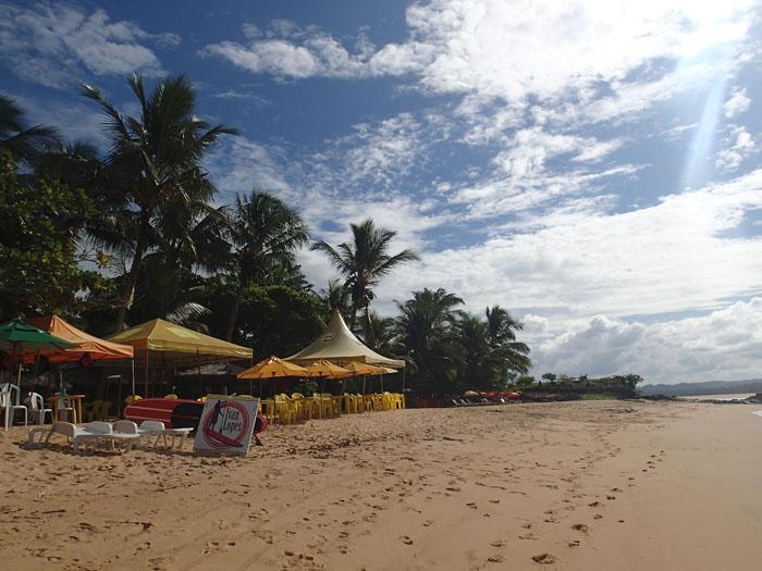 La plage de la Concha