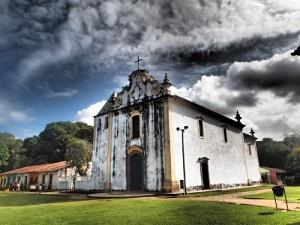 Photo du centre historique de porto seguro 3