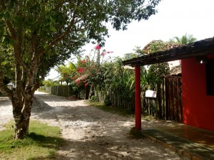 photo village de caraiva