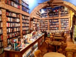 foto Café libros de Cartagena