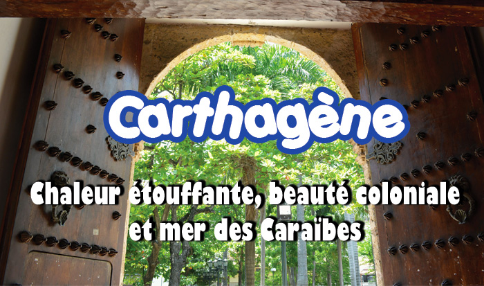 Photo de couverture sur l'article de Carthagene