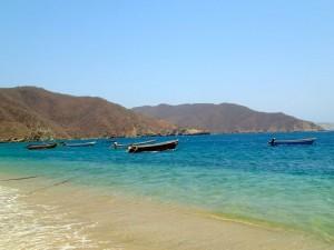 Autre photo de la plage bahia concha
