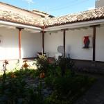 cour intérieure du musée Neret