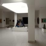 Une des salles du musée Neret