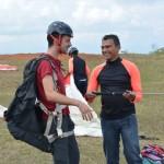 Préparation mentale pour le saut en parapente