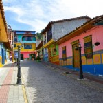 La calle del recuerdo - Guatapé