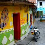 Photo d'une ruelle de Guatape