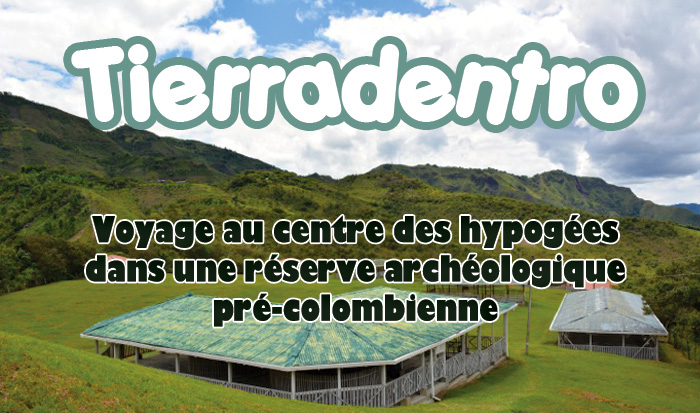 couverture de l'article sur Tierradentro