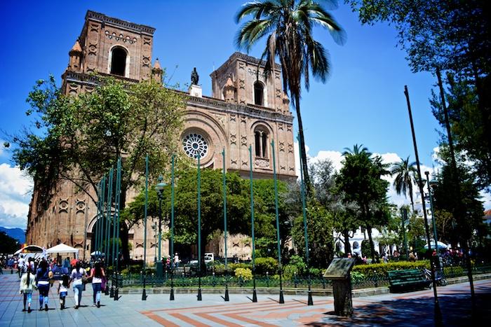 cathédrale Immaculada Concepción cuenca