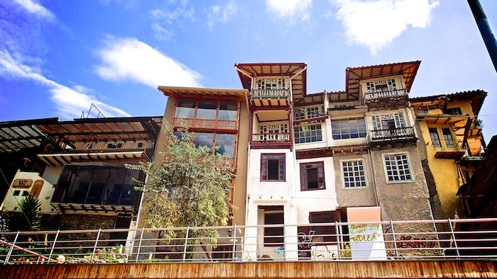 Quartier de Barranco à Cuenca