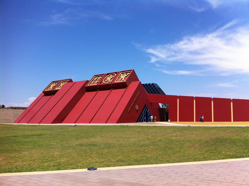 Musée Tumbas reales Chiclayo