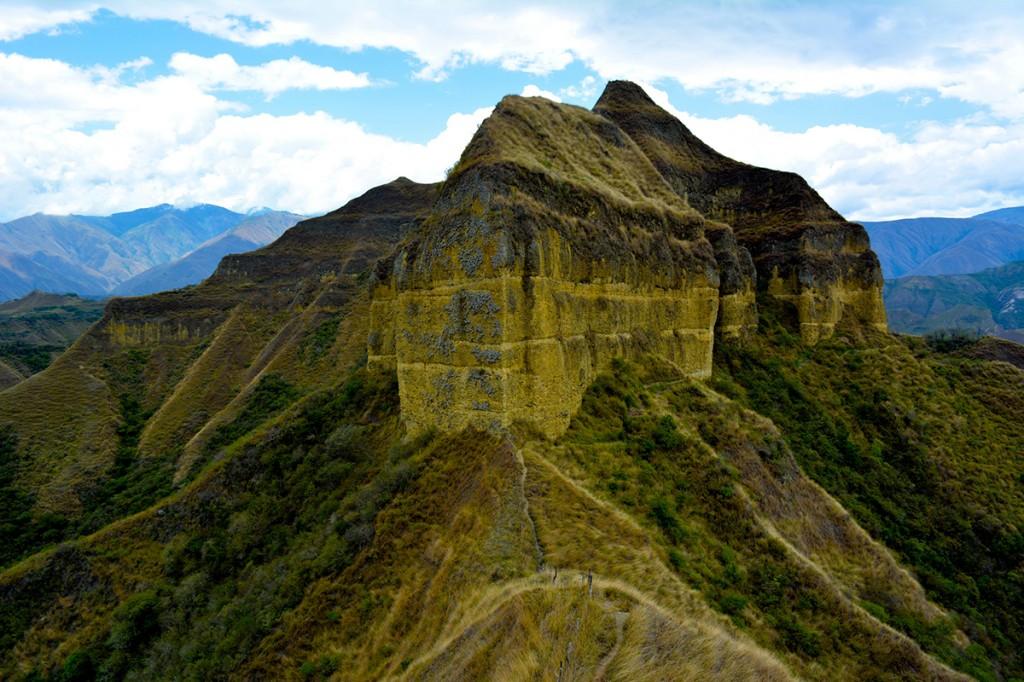 Montagne Mandango Vilcabamba