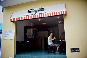 Deventure restaurant francais vilcabamba