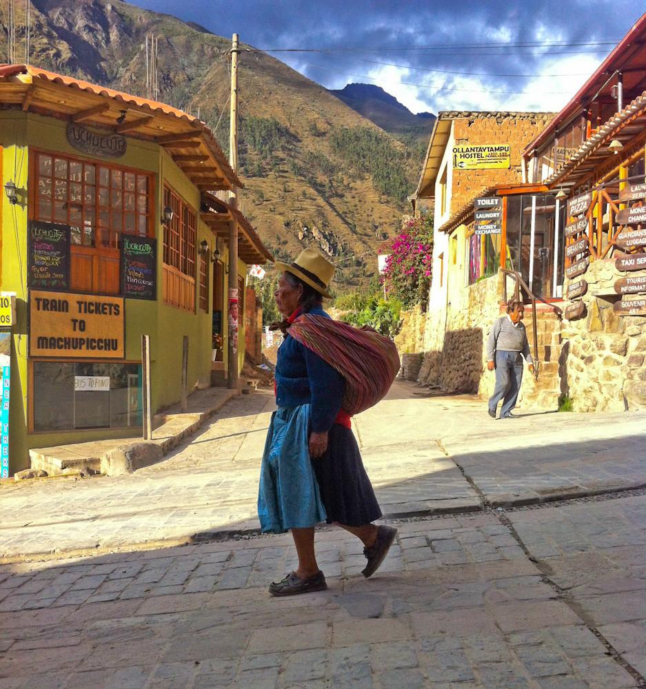 Ollantaytambo - Vallée sacrée - Pérou